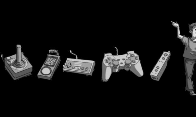 Du joystick au contrôleur : histoire d'une uniformisation