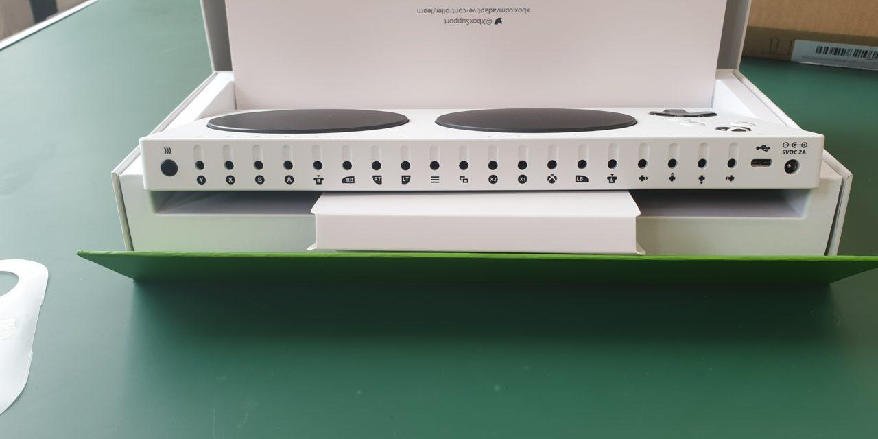 Le Xbox Adaptive Controller et le Logitech Adaptive Gaming Kit à l'épreuve du terrain